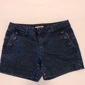 Tommy Hilfiger size 4 jean shorts